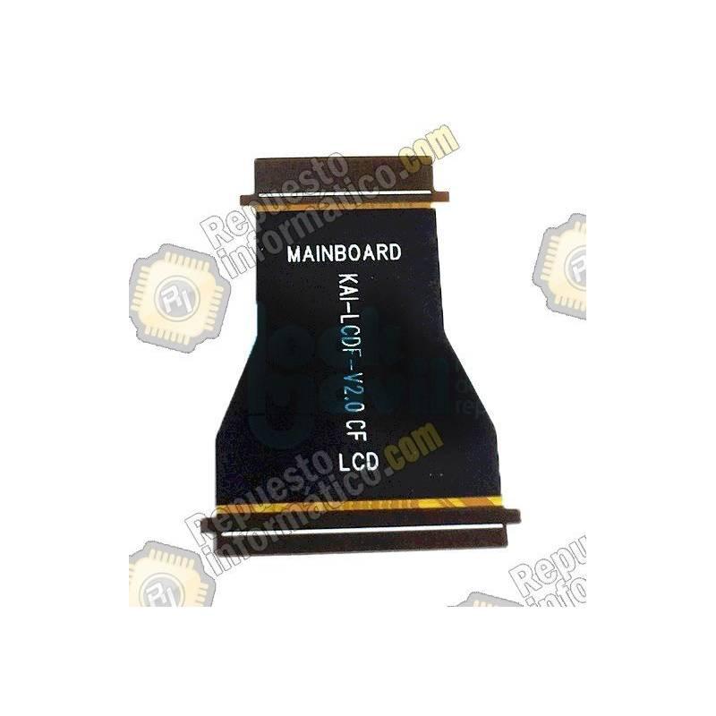 Flex conexion Display LCD BQ Aquaris E10