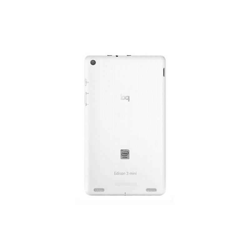 Tapa Trasera Bq Edison 3 Mini (Blanco)