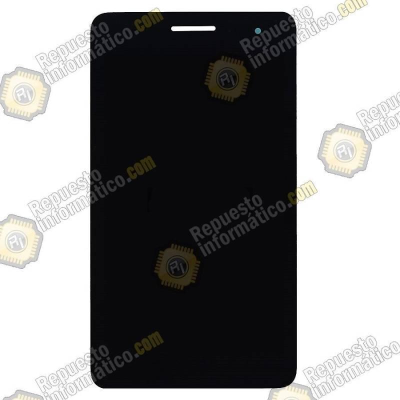 Pantalla (LCD+Táctil) Huawei MediaPad (T1-701u) Negra