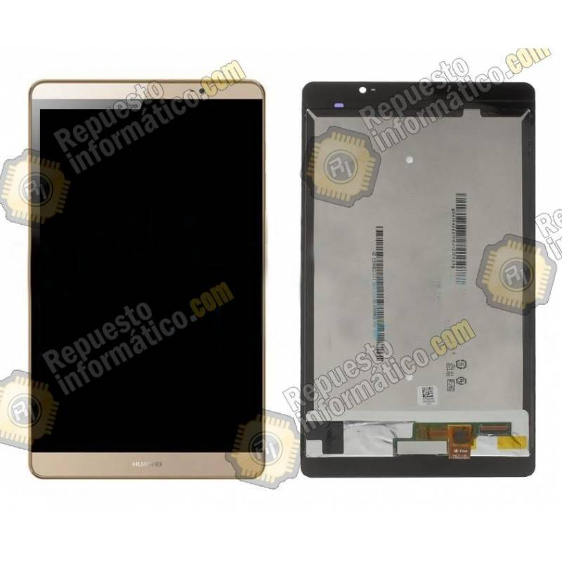 Pantalla (LCD+Táctil) Huawei MediaPad M2 8.0 Gold