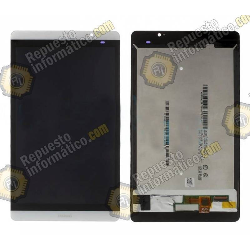 Pantalla (LCD+Táctil) Huawei MediaPad M2 8.0 (Blanca)