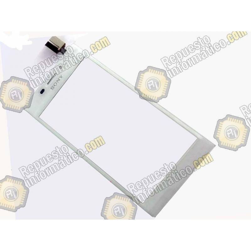 Táctil Sony Xperia M2 (DUAL) S50H D2303 D2305 D2306 Blanca
