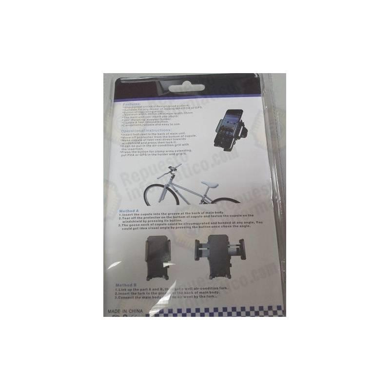 Soporte SmartPhone para Bicicleta y Moto