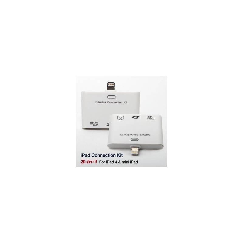 Lector de Tarjetas Conector Lightning iPad Mini | iPad 4