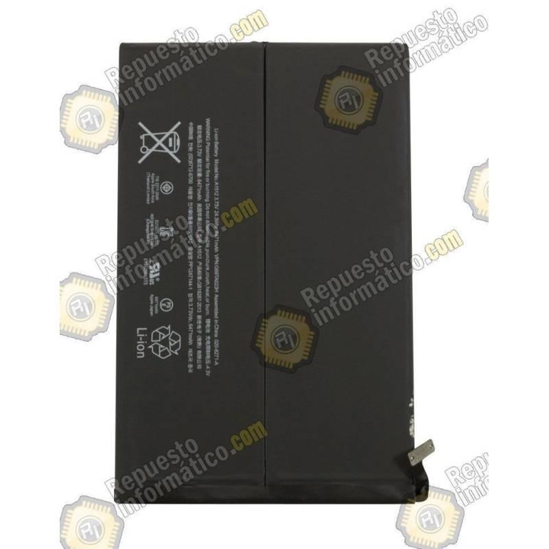Batería iPad Mini 2/3 44Wh