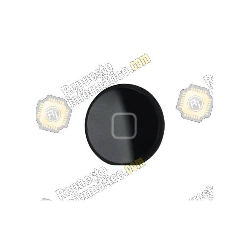 Botón INICIO iPad Mini / Mini 2 Negro