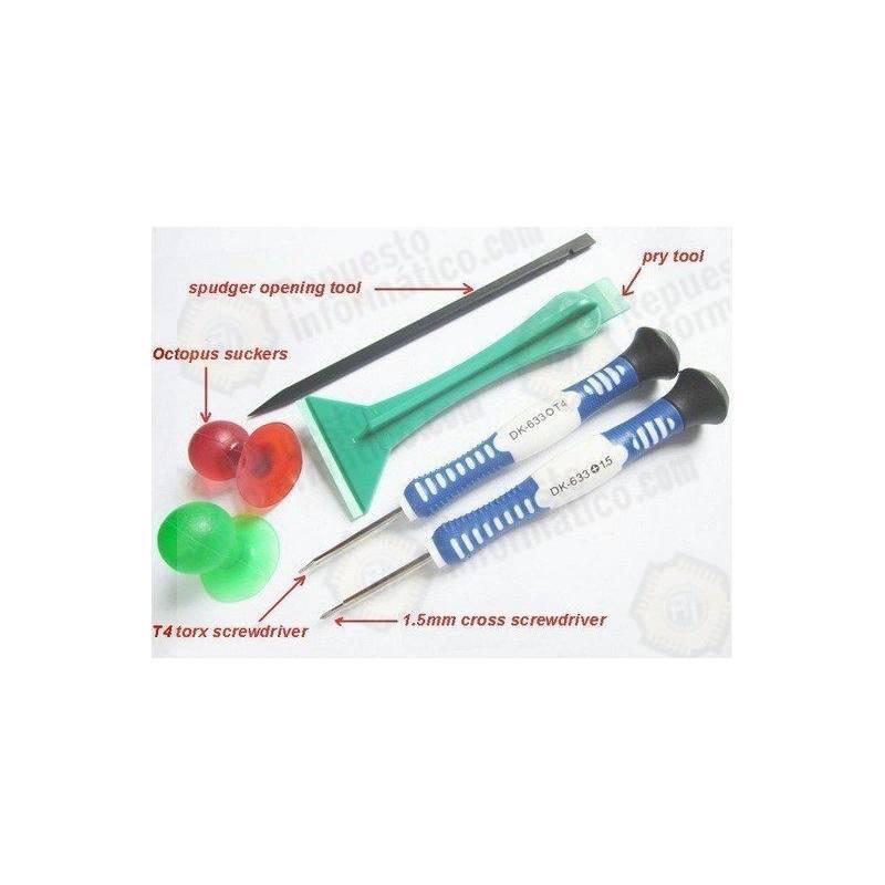 Kit herramientas Pantallas best 598