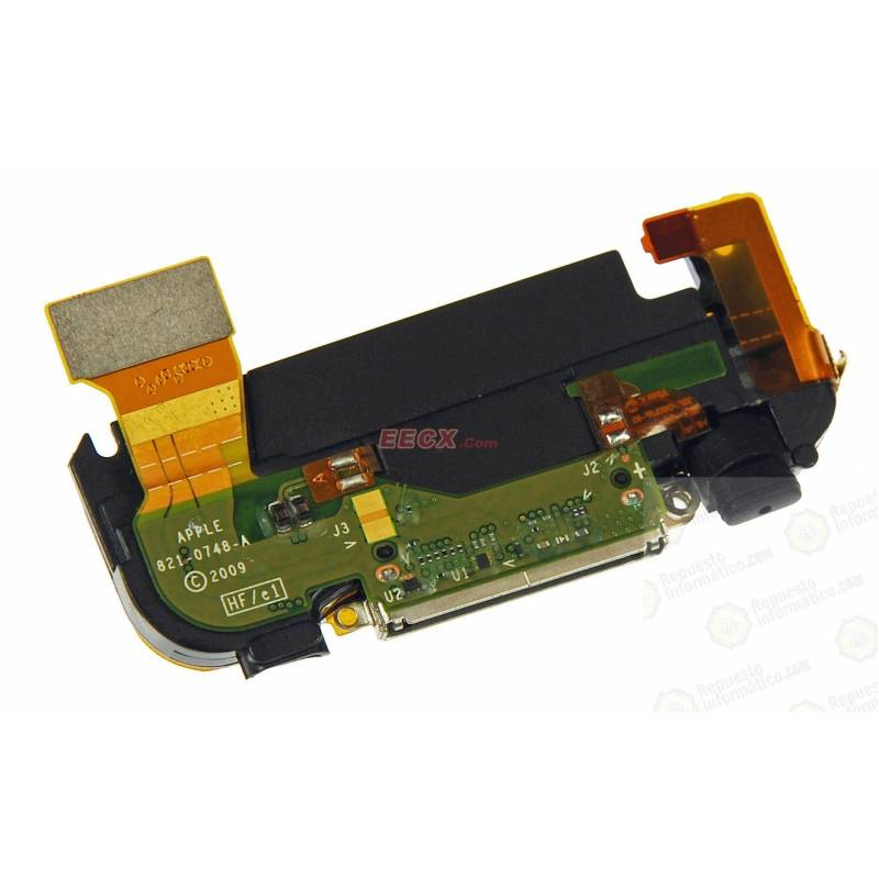 Conector de carga dock Completo iPhone 3gs/3g