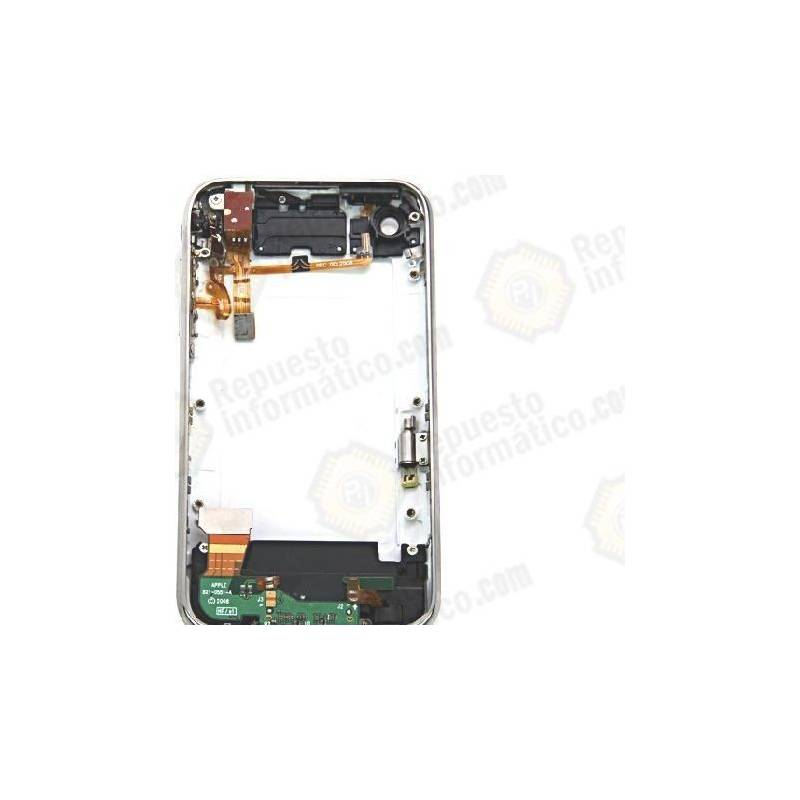 Carcasa Trasera Completa iPhone 3GS Blanca