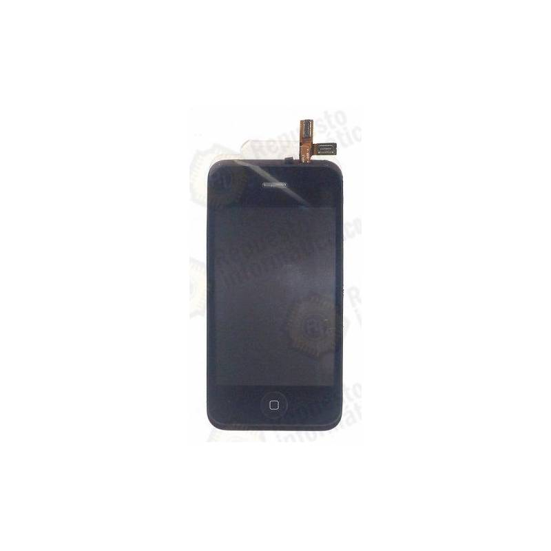 Pantalla Completa iPhone 3GS Negro