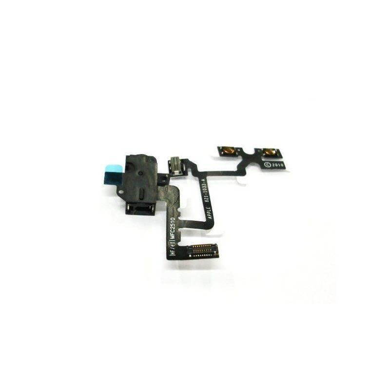 Flex volumen+Jack AuricularES iPhone 4G