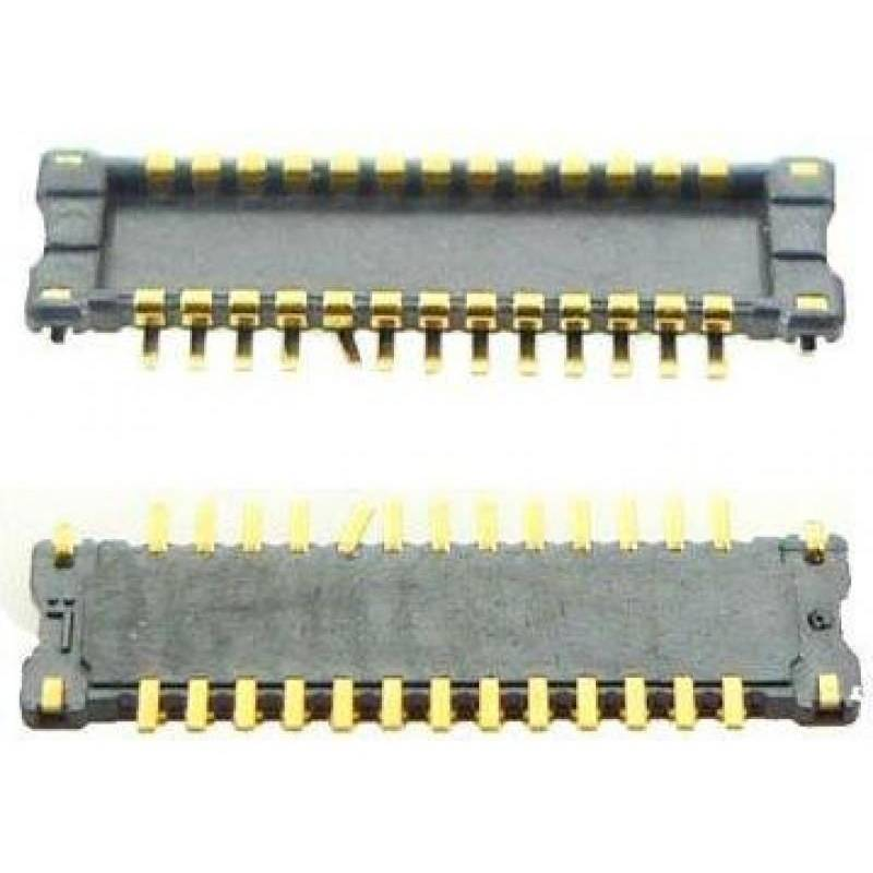 Conector Placa LCD. iPhone 4S