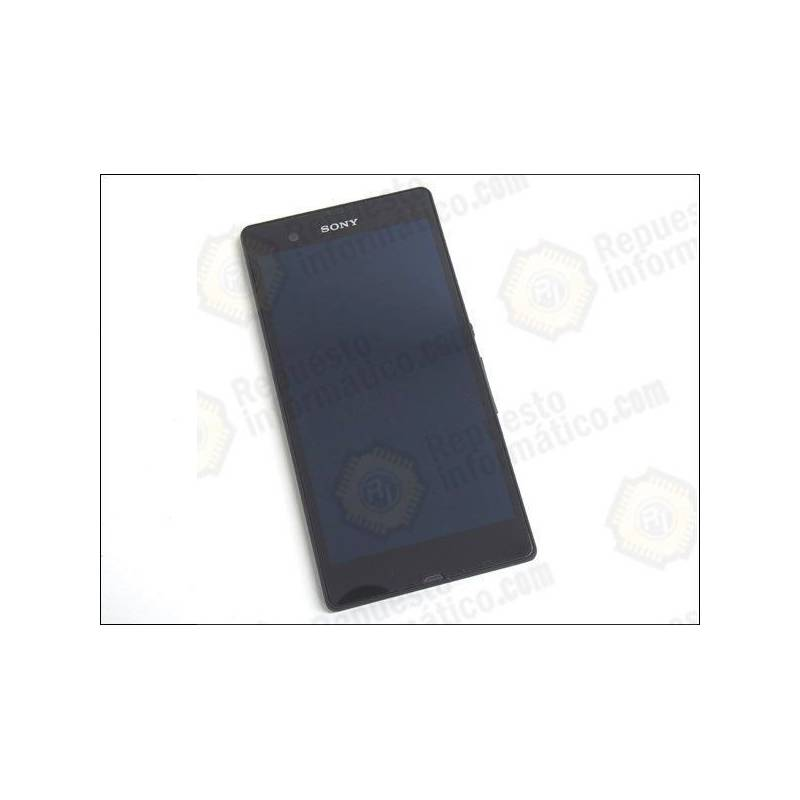 Pantalla (LCD+Táctil) Sony Xperia Z Negra