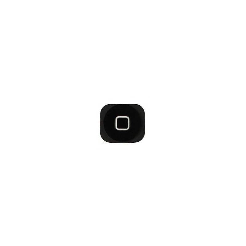Botón Home Negro iPhone 5