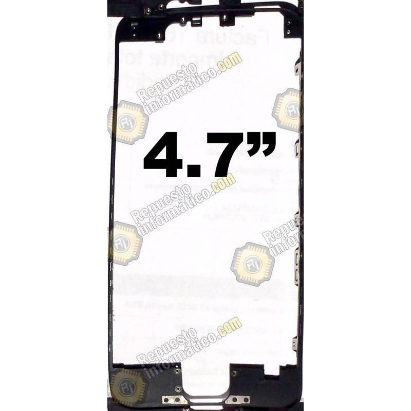 "Marco Flexible intermedio para iPhone 6 (4.7"") (Negro)"