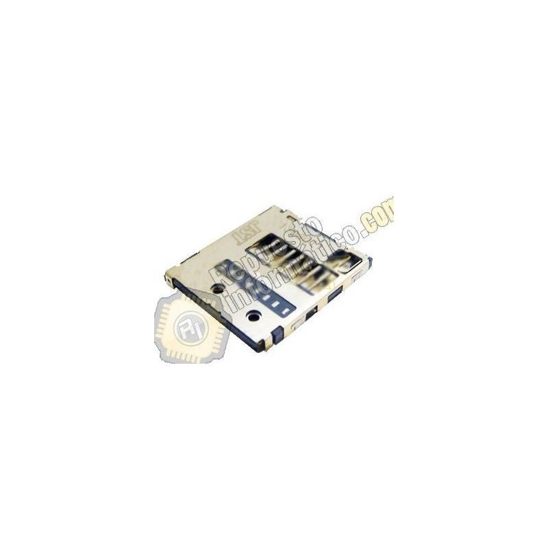 Conector Lector de tarjeta Micro SD para Sony Xperia Z1