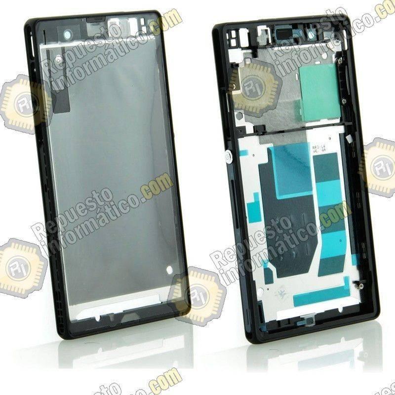 Marco Intermedio para Sony Xperia Z negro