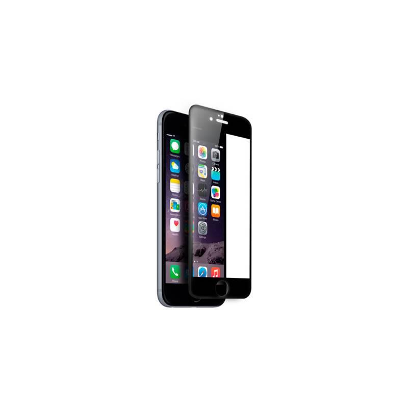 Cristal Templado 4D, Negro iPhone 6S / 6G