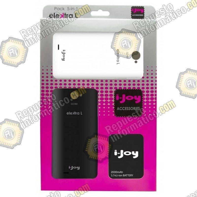 "Pack 5 en 1 para telefono movil i-Joy Elektra L (4,7"")"