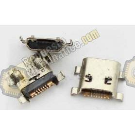 Conector carga Galaxy Ace 3, (S7270), (S7272), (S7275R),(s7575) (s7580) (s7582),(G350) (G3815)