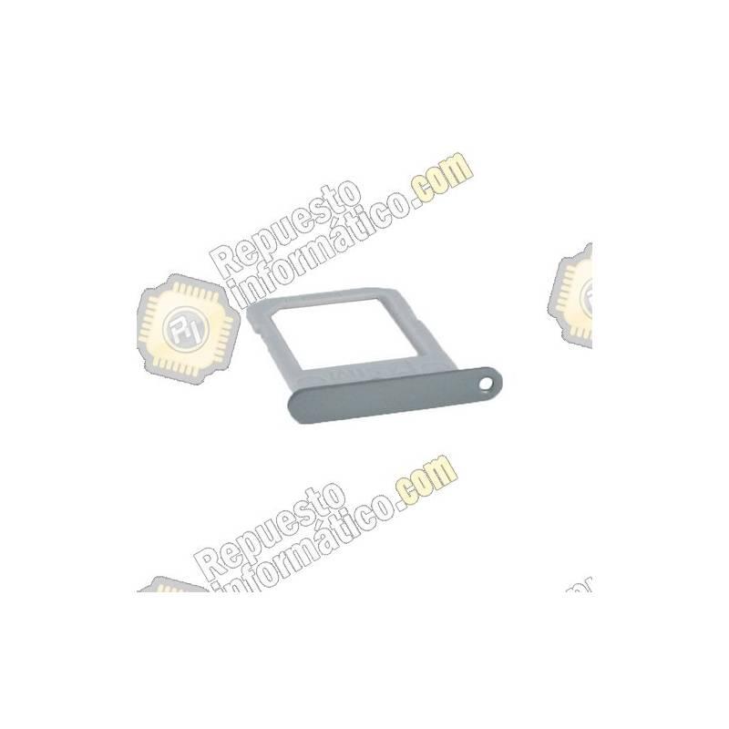 Bandeja Sim Galaxy S6 Edge / G925 SILVER