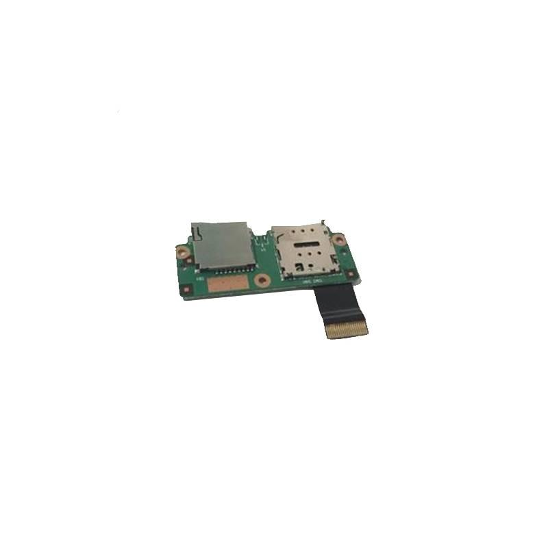 Modulo Lector Micro SD y SIM BQ Edison 3