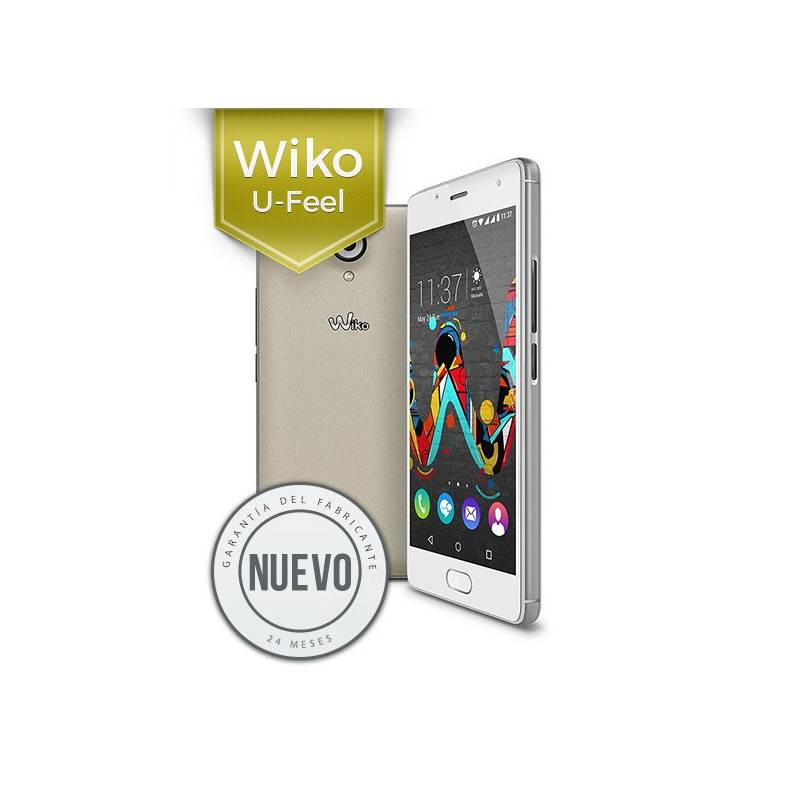 Wiko U Feel - Dual Sim 16GB Color Crema