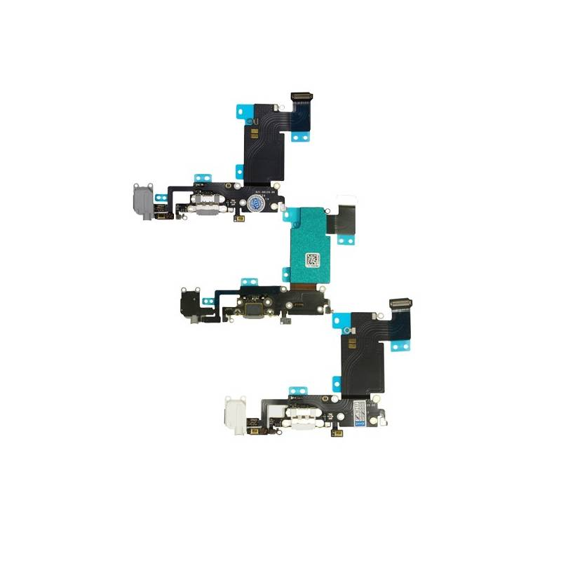 Flex Conector Carga + Micro Apple iPhone 6S Plus