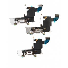Flex Conector Carga + Micro Apple iPhone 6S