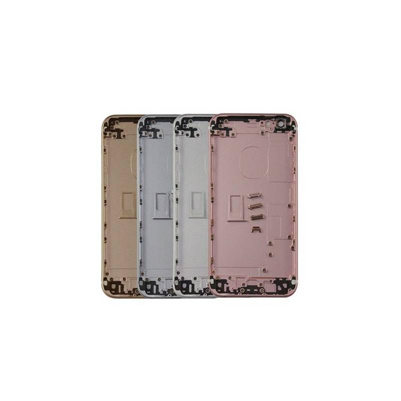 Carcasa Trasera Chasis + Bandeja Sim y Botones Físicos Phone 6S