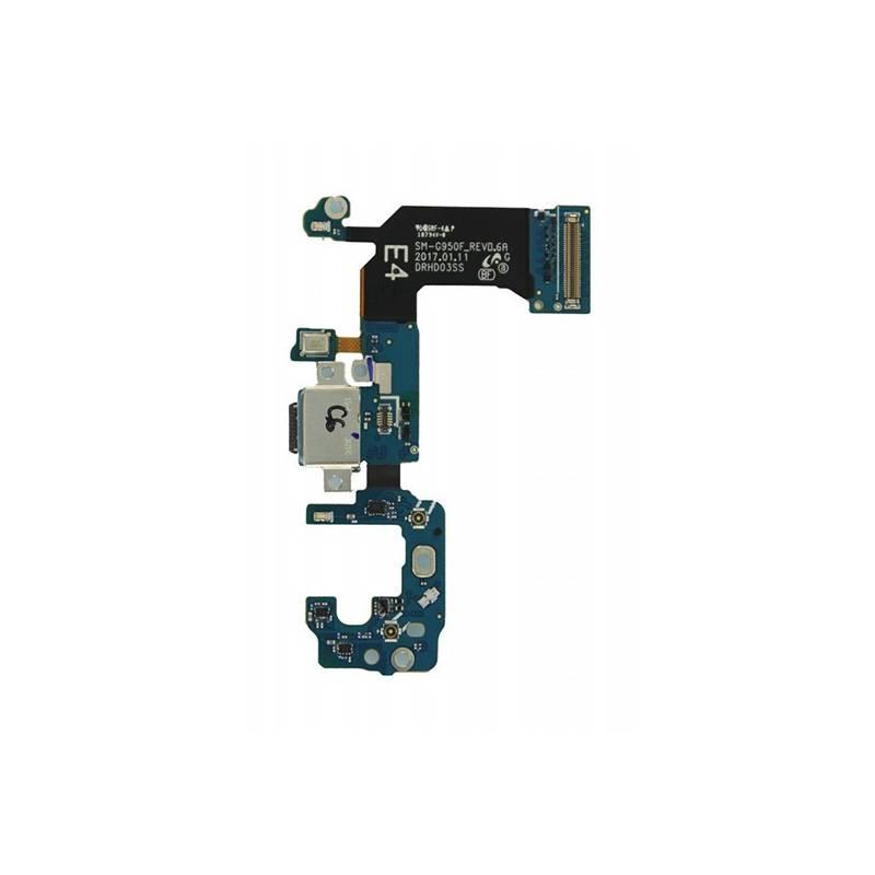 Flex Conector de Carga USB Tipo-C y Microfono Samsung Galaxy S8 G950F