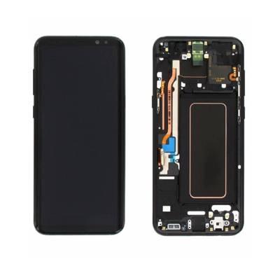 Pantalla Samsung Galaxy S8 Plus Negra G955 Original