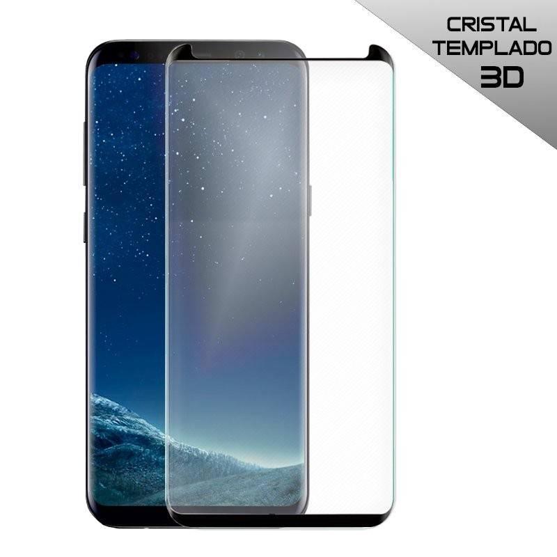 Cristal Templado Samsung Galaxy S8 3D