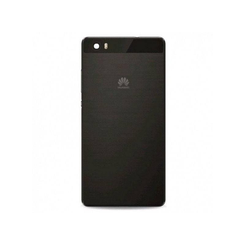 Tapa Trasera Negra Huawei P8 Lite