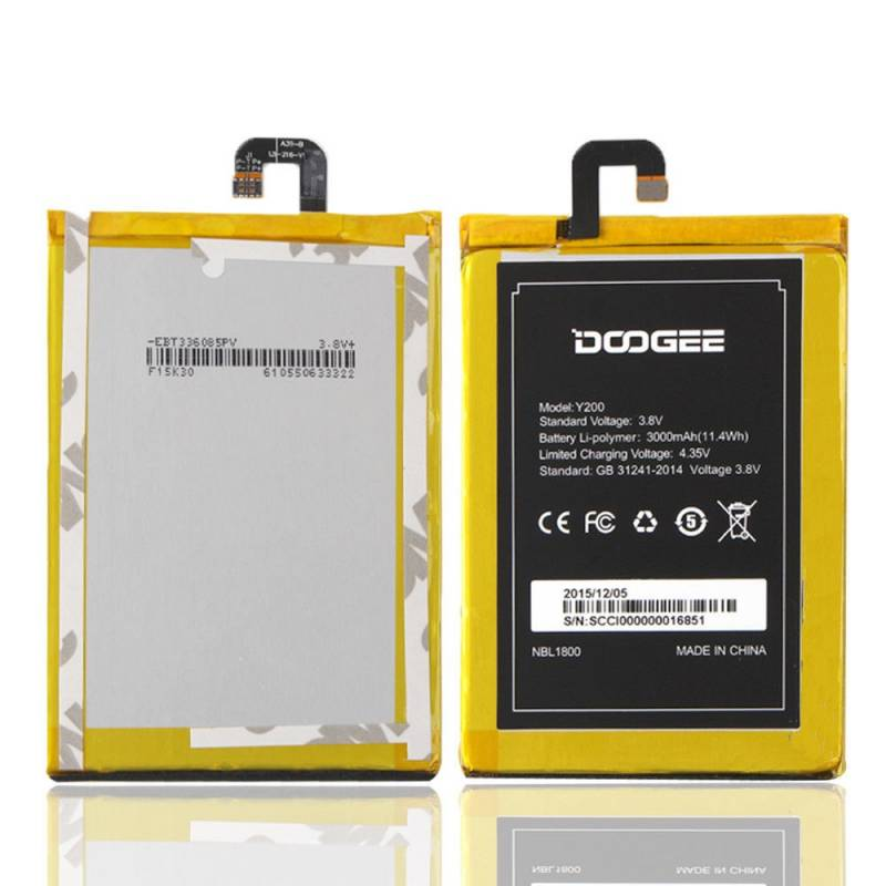 Bateria Swap Doogee Y500