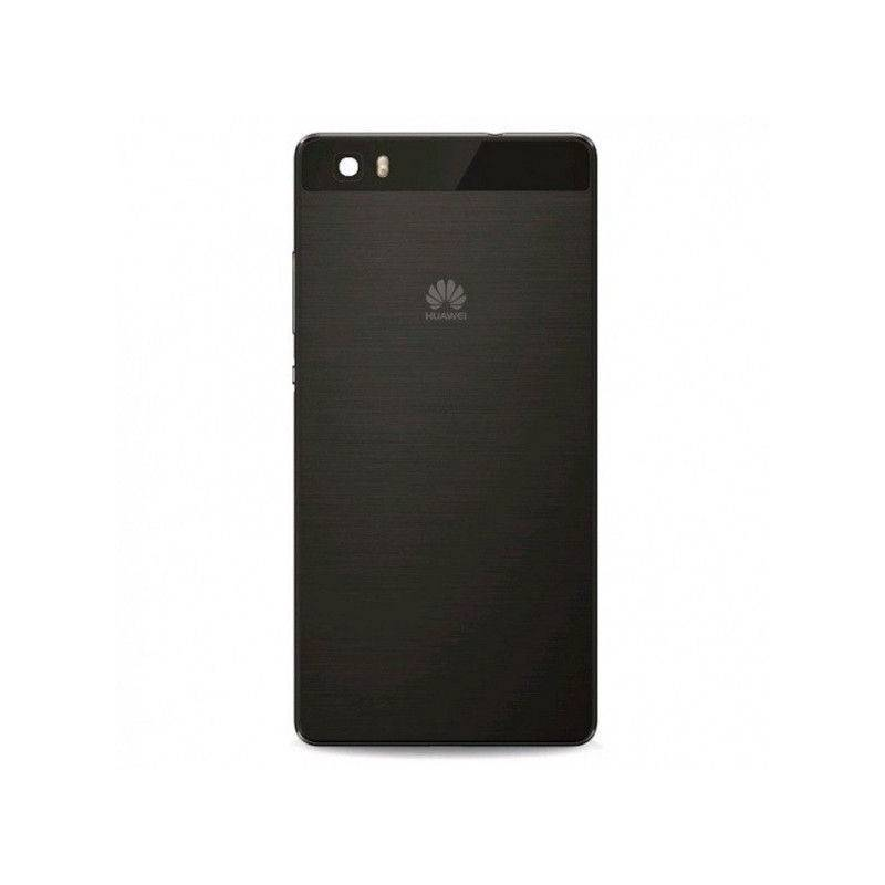 Tapa Trasera Negra Huawei P8 Lite (Swap)
