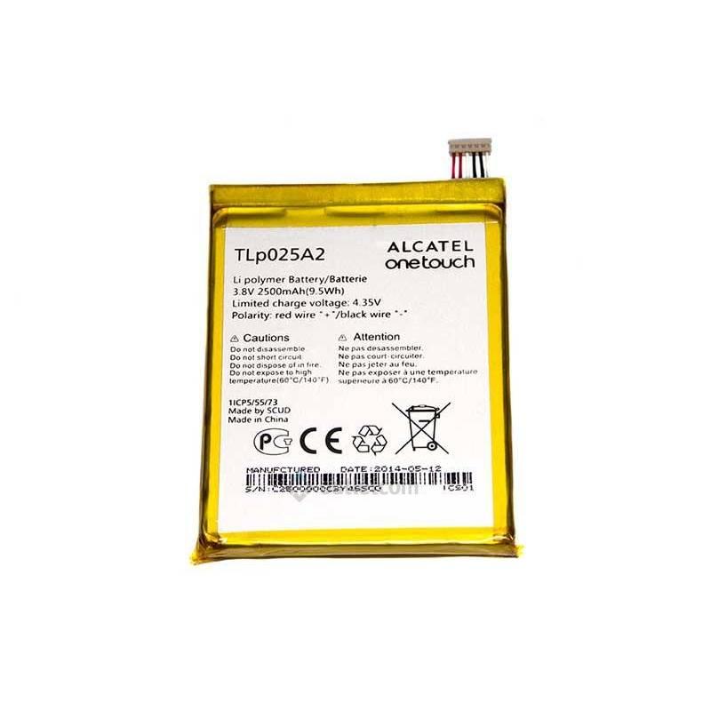 Bateria ALCATEL C9/ VODAFONE SMART PRIME 6 ORIGINAL RECUPERADA