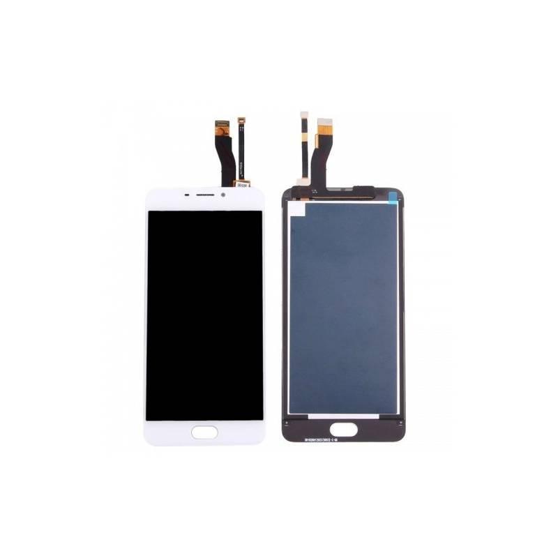 Pantalla Lcd + Tactil Meizu M3 Note Blanca