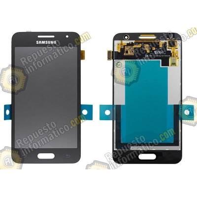 Pantalla Negra (LCD+TACTIL) G355 (Galaxy core2) (Directo de fabrica) (GH97-16070B)