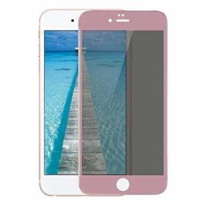 Cristal Templado 3D IPhone 6 Plus / 6S Plus Rosa