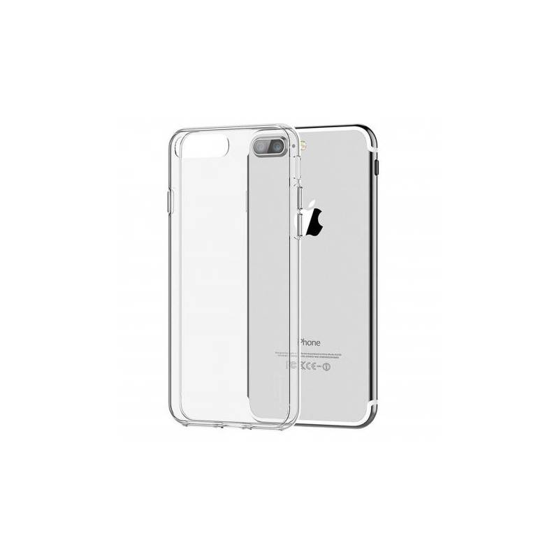 Funda IPhone 7 Plus / IPhone 8 Plus Transparente Shock- Absorción y Anti-Arañazos