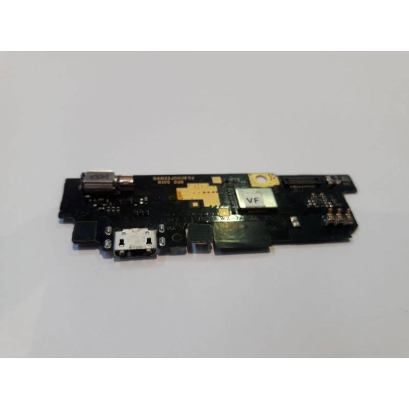 Modulo Conector de Carga + Microfono Vodafone Smart 4 Power 985N Swap