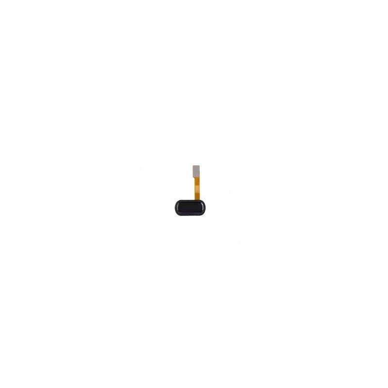 Flex Boton Home OnePlus 2 Original Recuperado Negro