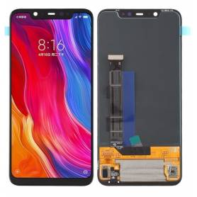 Pantalla Lcd + Tactil Xiaomi MI 8 Negra