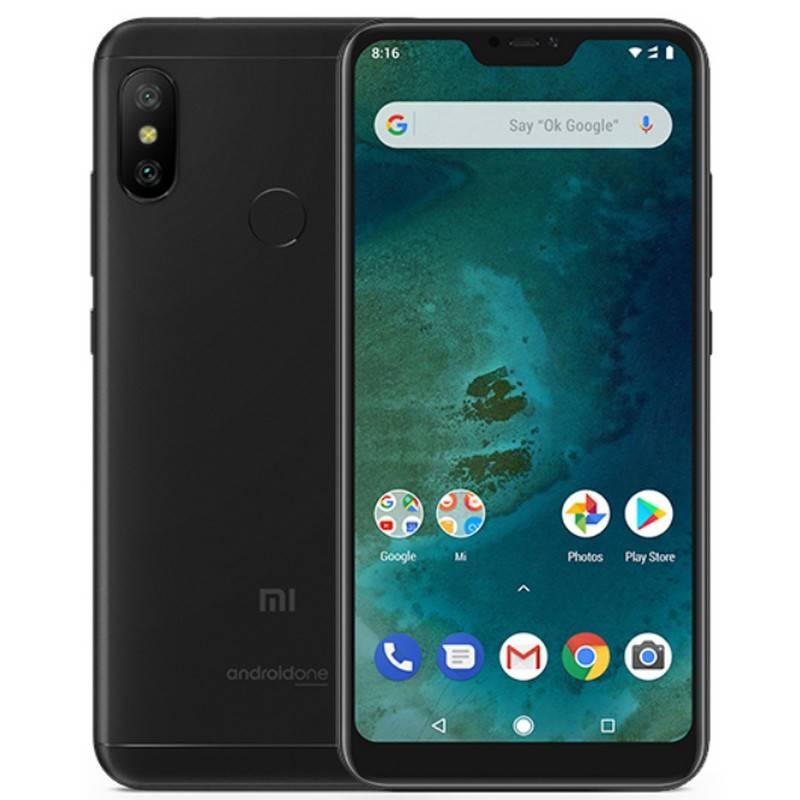 Movil Xiaomi Mi A2 Lite, 32 GB Negro
