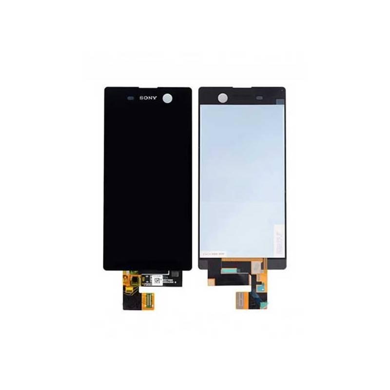 Pantalla (LCD+Táctil) Negra Sony Xperia M5