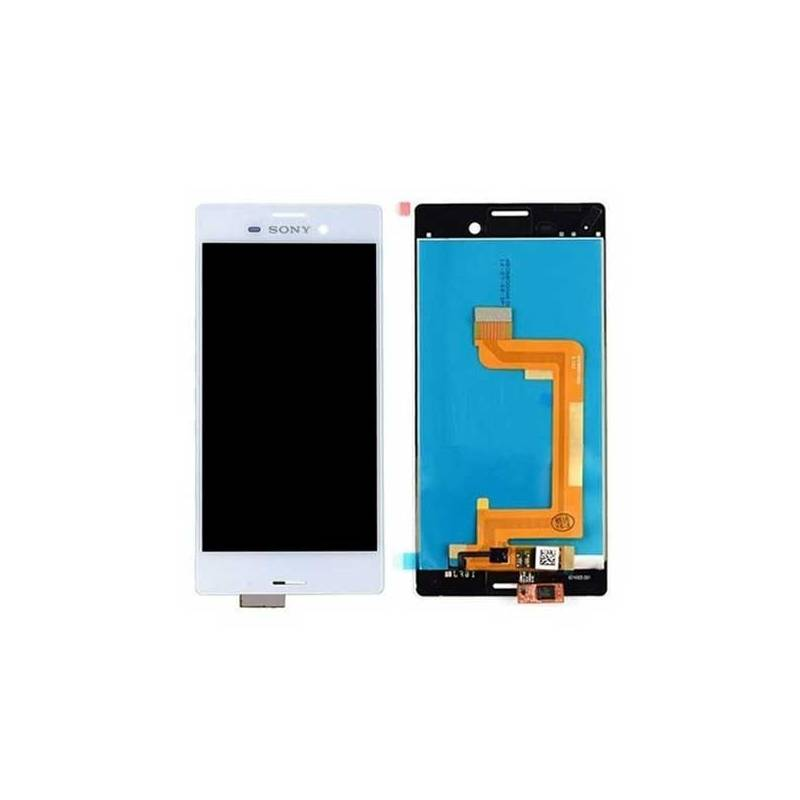 Pantalla Blanca lcd + táctil Sony Xperia M4 Aqua