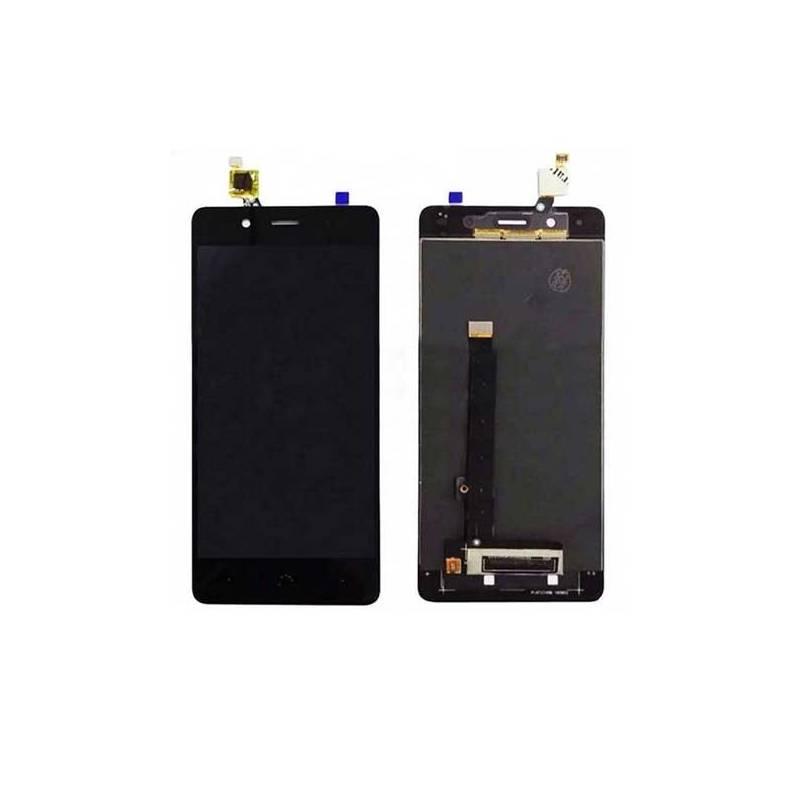 Pantalla Completa LCD+Táctil Bq X5 Plus (Negra)