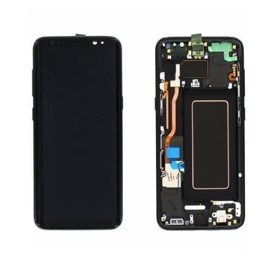 Pantalla Completa Original, Samsung Galaxy S8 G950 Negra