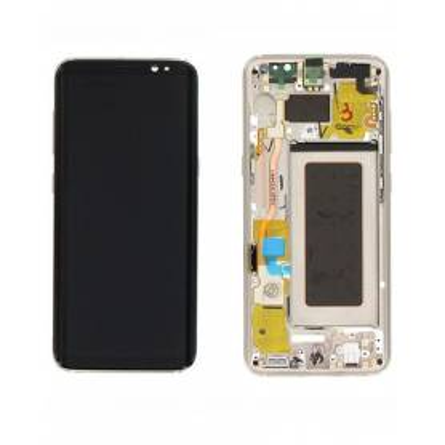 Pantalla Completa Original, Samsung Galaxy S8 G950 Dorada